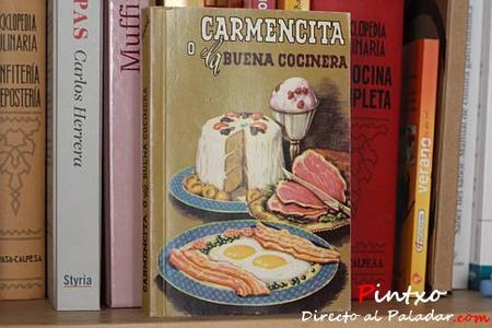 Carmencita o la buena cocinera