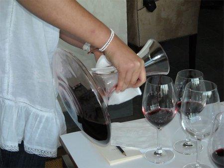 No se distinguen los vinos caros de los baratos