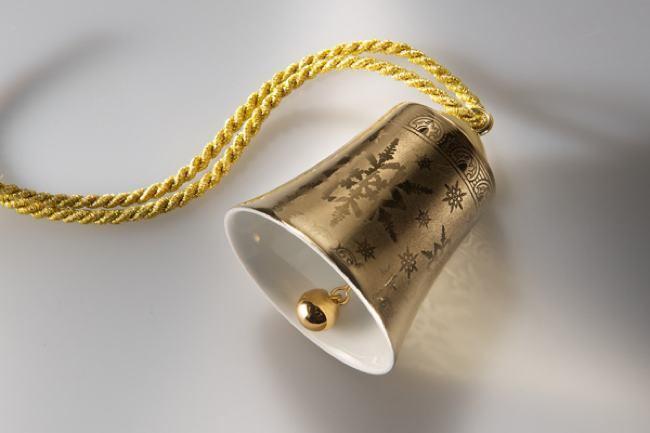 La Navidad de 2010 según Versace será dorada