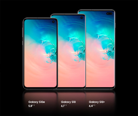 Samsung Galaxy S10 S10 Plus Y S10e