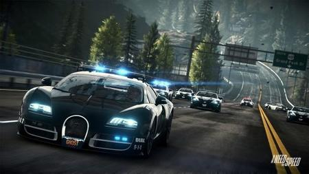 Need For Speed Rivals llegará muy pronto al EA Access de Xbox One