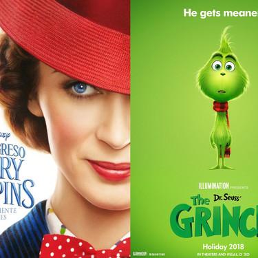 Películas infantiles: los estrenos de cine más esperados para la Navidad 2018-2019