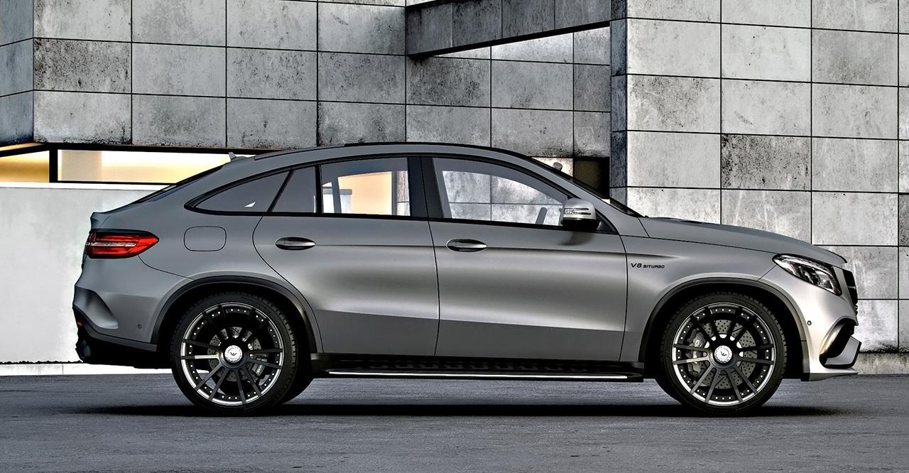 Foto de Mercedes-Benz GLE 63 AMG Wheelsandmore (1/6)