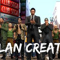 Guía Yakuza 6: todos los códigos de clan para el Clan Creator