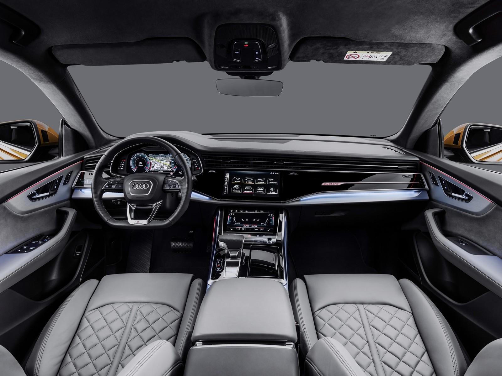 Foto de Audi Q8 2019 (33/33)