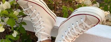 Nueve zapatillas deportivas blancas de rebajas que harán que tus looks no pierdan estilo, comodidad, ni pasen de moda