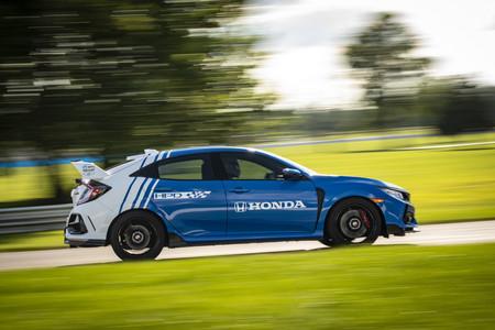 Honda Civic Type R Pace Car 2020 6