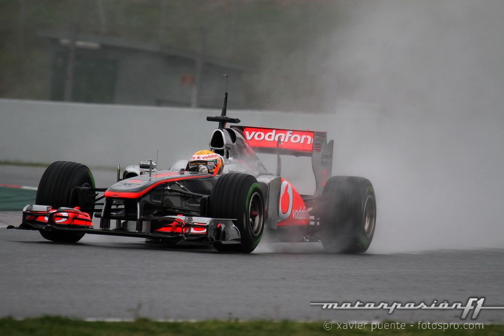 Foto de Entrenamientos Pretemporada 2011 - Circuit de Catalunya (II) - Sábado (1/30)