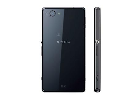 "Sony Xperia Z1 f, una versión ""mini"" del buque insignia, pero muy potente"