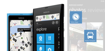 Nokia Mapas y Nokia Transporte Beta actualizados