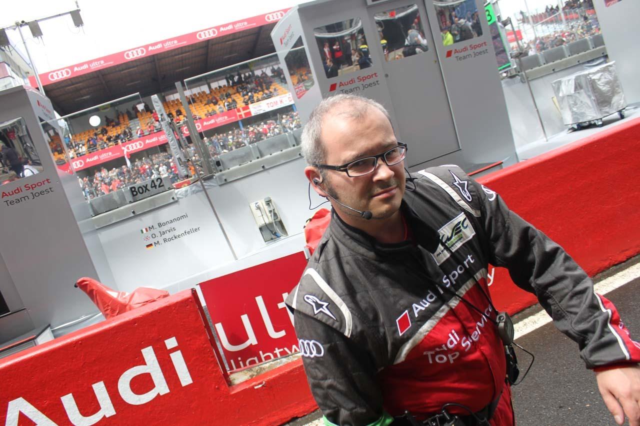 Foto de 24 horas de Le Mans 2012 (31/160)