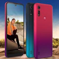 Motorola Moto E6s, el nuevo gama baja de Motorola ofrece un diseño atractivo con características recortadas