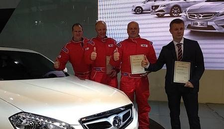 BAIC quiere desarrollar junto a Tommi Mäkinen el primer WRC chino