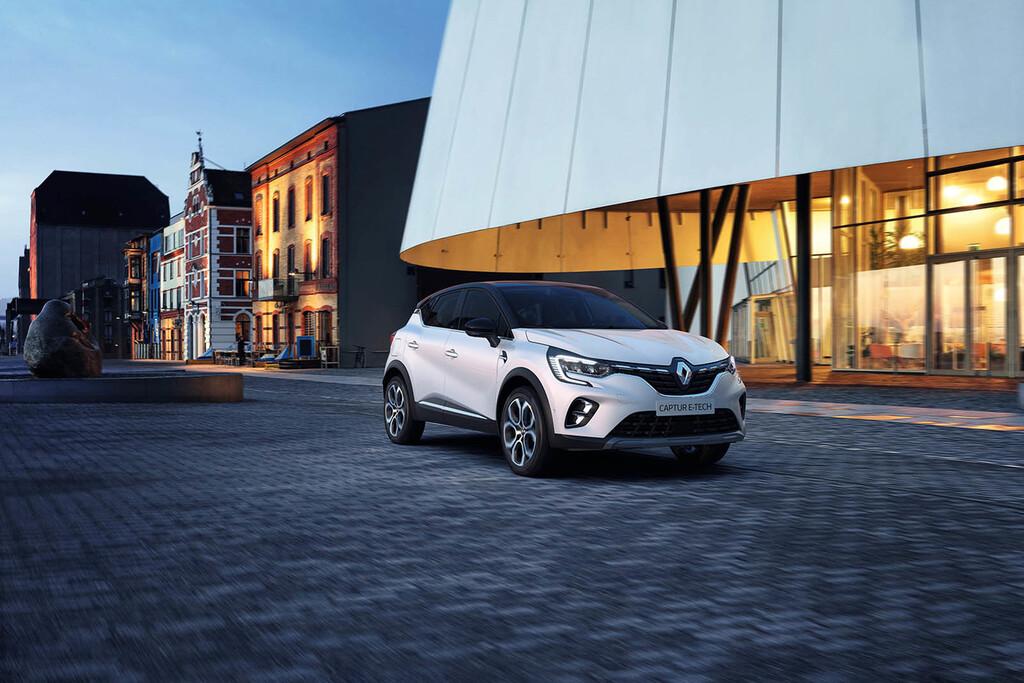 El Renault Captur E-TECH llega a España: un SUV urbano híbrido de 145 CV y etiqueta ECO desde 26.140 euros