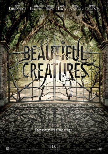 El primer cartel de Beautiful Creatures