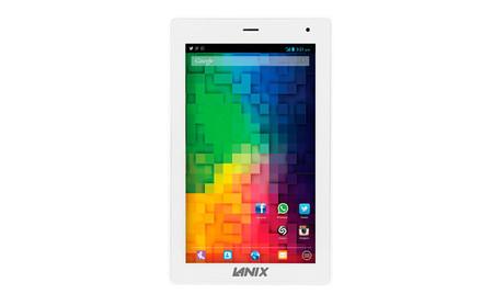 Lanix Ilium Pad T7, precio y disponibilidad con Telcel