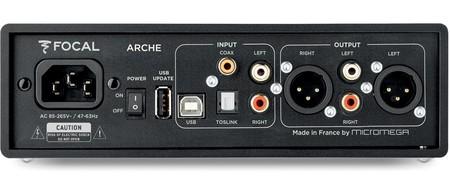 Arche Amplifier Dac