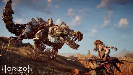 Las temibles máquinas Snapmaw y Thunderjaw de Horizon: Zero Dawn protagonizan dos nuevos vídeos