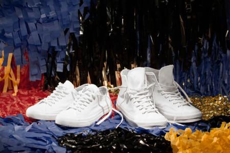 Zapatillas Chuck Taylor All Star y Jack Purcel colaboracion Converse y Maison Martin Margiela