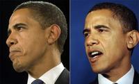 Las canas de Barack Obama