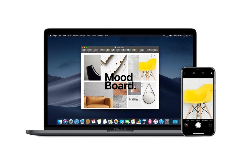 Cómo escanear documentos y añadir fotografías en macOS Mojave con el iPhone