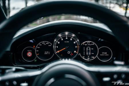 Porsche Cayenne S cuadro mandos
