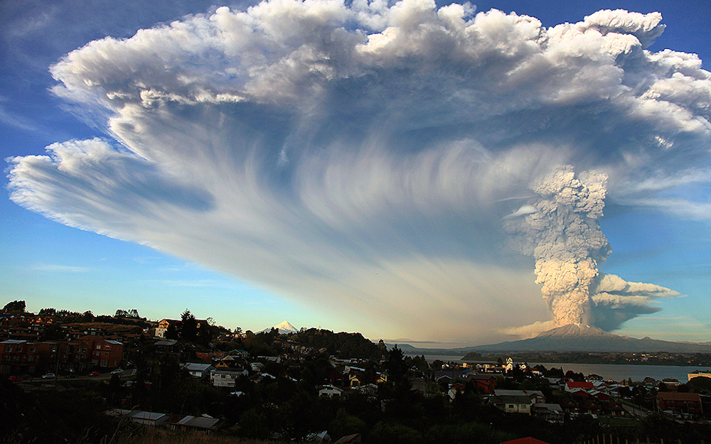 Vocan Calbuco Chile 10
