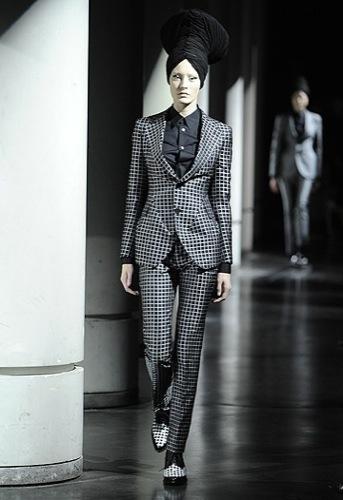 Junya Watanabe, Primavera-Verano 2010 en la Semana de la Moda de París V