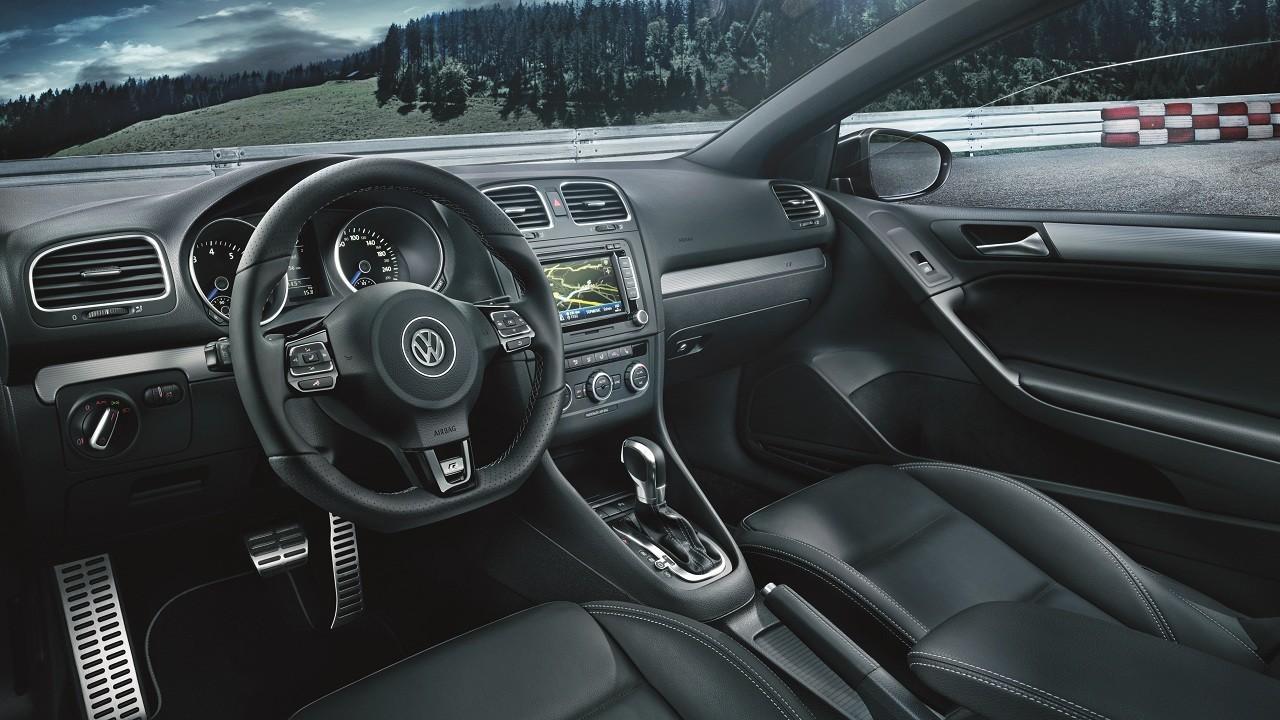 Foto de Volkswagen Golf R Cabriolet (5/5)