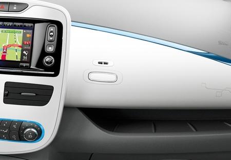 Renault ZOE interior versión Zen difusor de fragancias