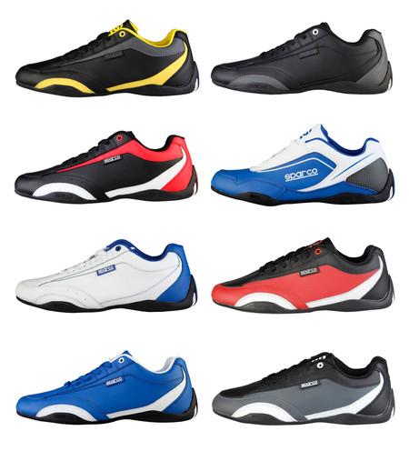 En Ebay tenemos ocho modelos de zapatillas Zandvoort de Sparco por 53,50 euros con envío gratis