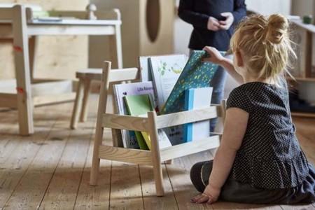 Ikea Flisat Almacenaje Libros