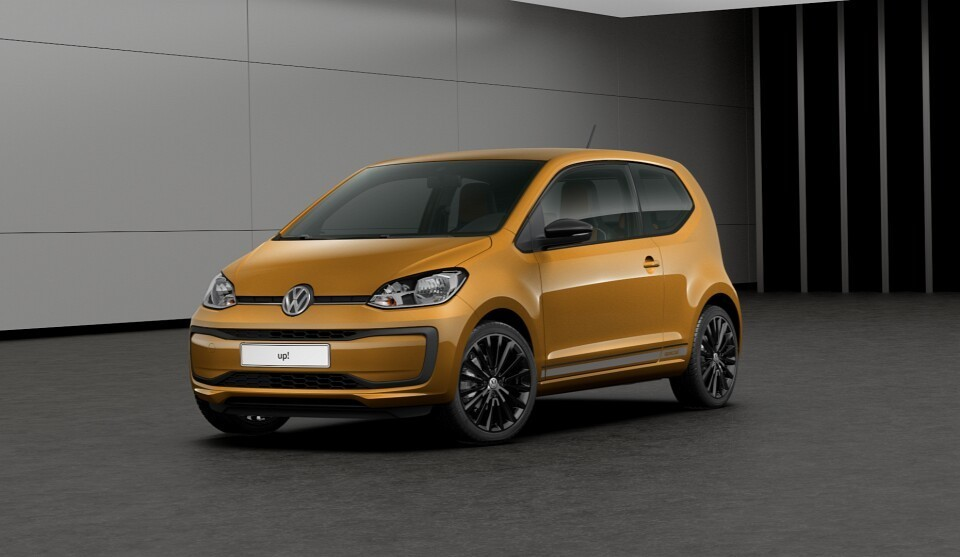 VW Up! Special Bug