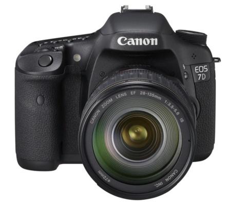 Canon EOS 7D, réflex amateur más cerca que nunca de las profesionales