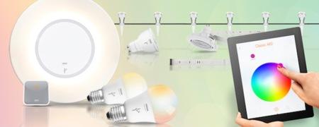 OSRAM se suma a la tendencia de la iluminación conectada con Lightify