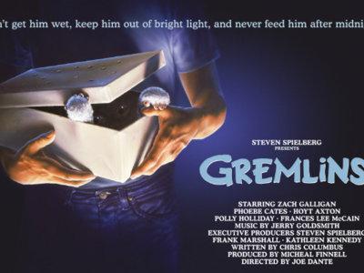 Cine en el salón: 'Gremlins', Dante en la cumbre
