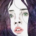 'Chica cósmica' de Roberto Carrasco