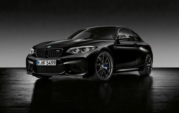 Foto de BMW M2 coupé Black Shadow Edition (2/8)