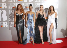 Las peor vestidas de los BRIT Awards 2017