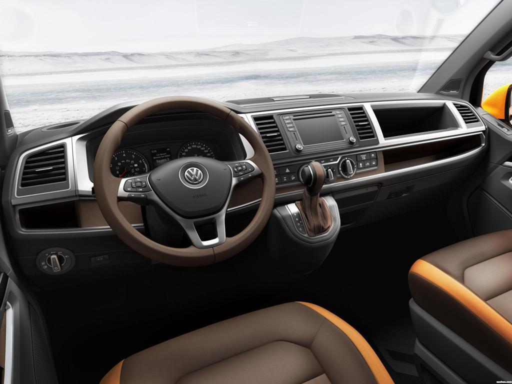 Foto de Volkswagen Tristar concept (3/4)
