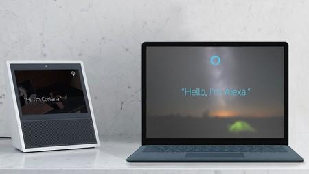 Cortana ya tiene competencia en Windows 10: Alexa de Amazon aterriza en el ecosistema de Microsoft