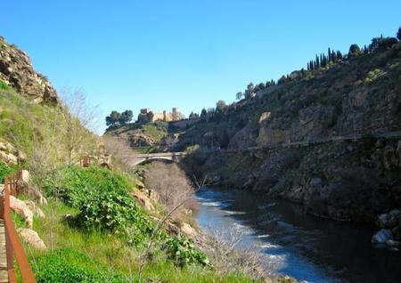 La senda ecológica del Tajo en Toledo