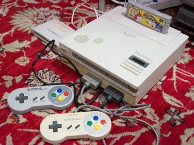 Imagen de la semana: la Nintendo Playstation es real y funciona