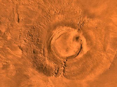Marte fue antaño mucho más emocionante: algunos de sus volcanes pudieron albergar vida