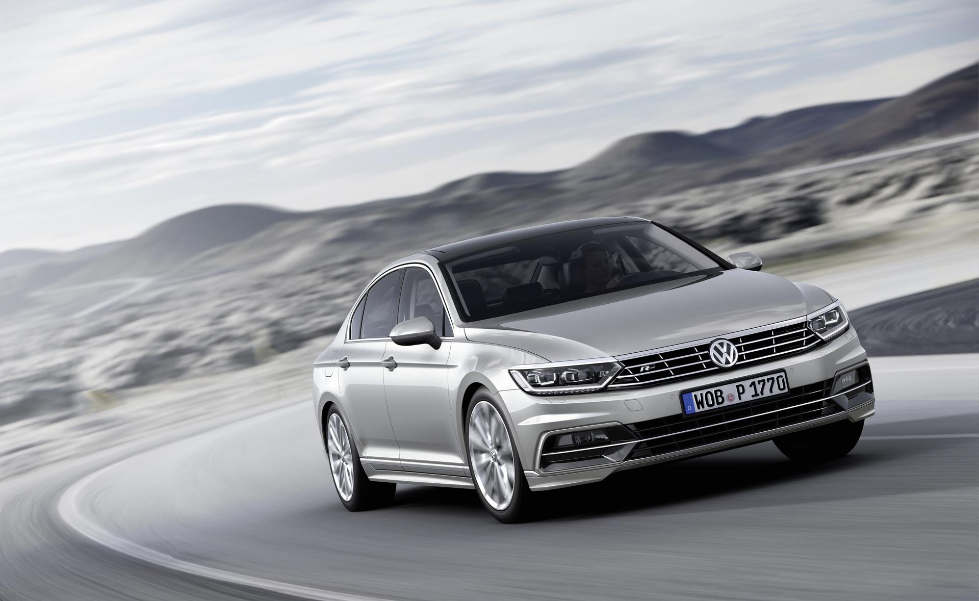 Foto de Volkswagen Passat 2015 (17/24)