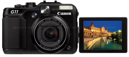 Canon Powershot G11 front
