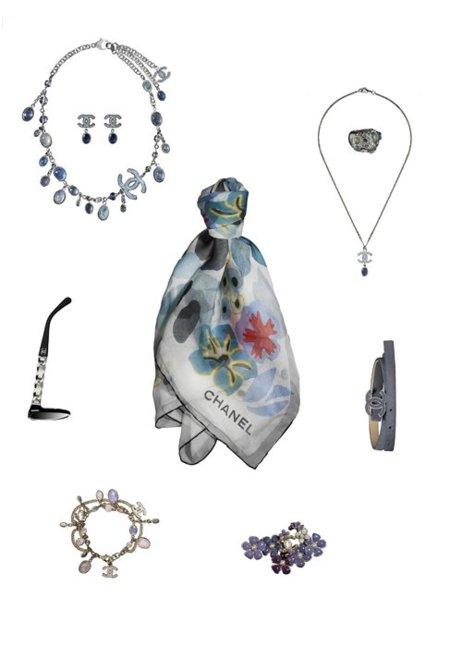 La Navidad de Chanel en su colección de fiesta