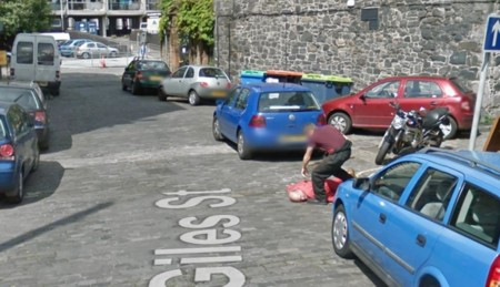 Google Street View Asesinato3