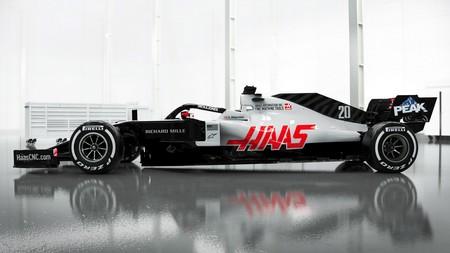 Haas F1 2020 2