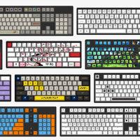 El apasionante y adictivo mundo de los teclados mecánicos personalizados: desde cambiar las teclas hasta construirlo desde cero